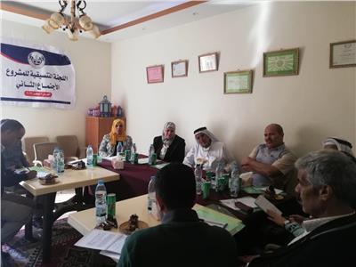 الجمعيات الأهلية وصقل مهارات الشباب في سيناء
