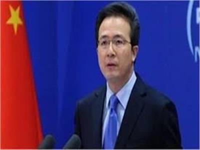 المتحدث باسم الخارجية الصينية جينغ شوانغ