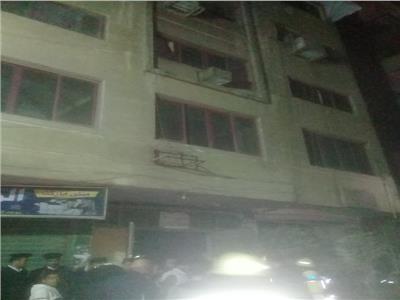 فيديو  عمليات حفر عاجلة لإخماد نيران تحت الأرض في «حدائق القبة»