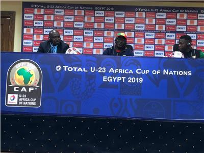 صامويل ديارا لاعب منتخب مالي الاولمبي