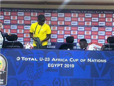 إبراهيم تانكو المدير الفني لمنتخب غانا الأولمبي