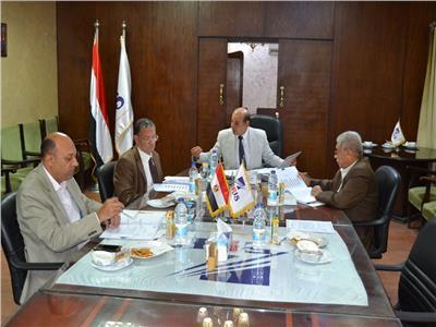 اجتماع مجلس إدارة  شركة السكة الحديد للخدمات المتكاملة