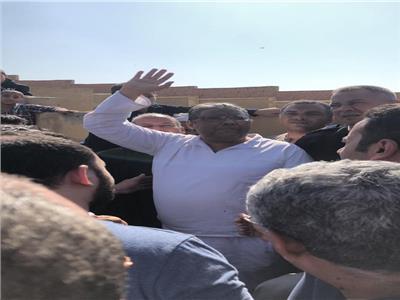مراسل قناة الجزيرة الإخواني