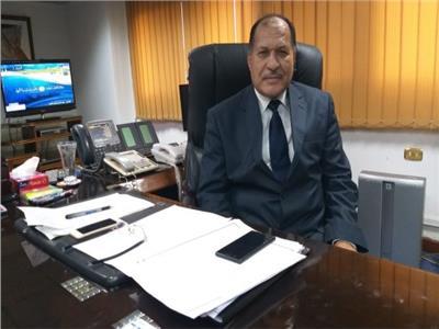 المهندس عبد المنعم حافظ رئيس شركة أنابيب البترول