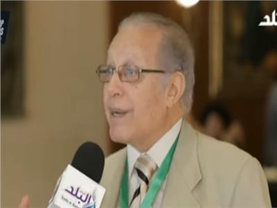 الدكتور حلمي سلام رئيس مؤتمر العربي الدولى الـ25 للتدريب والتنمية الإدارية