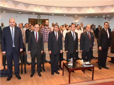 """الوزراء يعقد ورشة عمل حول """"الهجمات السيبرانية وأثرها على الأمن القومي"""""""
