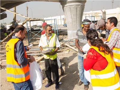 TC تُقدم الشكر لعمال كباري مصر الجديدة