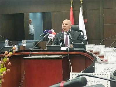 الفريق كامل الوزير وزير النقل