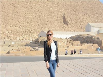 وزيرة السياحة البلغارية