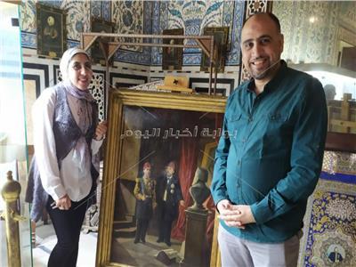د.ولاء الدين بدوي مدير عام متحف قصر المنيل