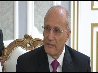 وزير الإنتاج الحربي اللواء محمد العصار