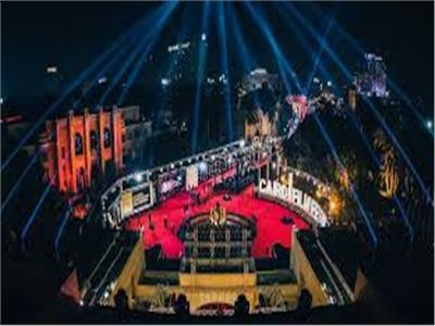 تجهيزات مهرجان القاهرة السينمائى الـ 41
