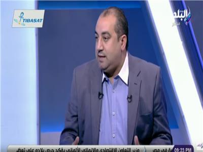 محمد صفوت إعلامي عائد من بي إن