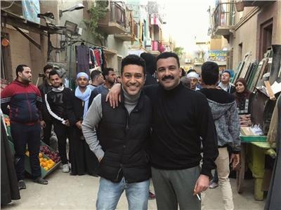 محمد رجب ومحمد عز