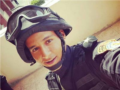 استشهاد ضابط بنجع حمادي