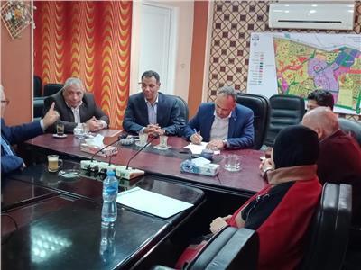 تشغيل منظومة النقل الجماعي من مدينة بدر حتى موقف السلام
