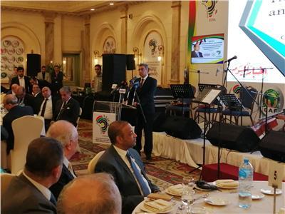 كلمة الكاتب الصحفي ياسر رزق رئيس مجلس إدارة دار أخبار اليوم