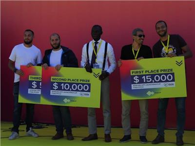 الفائزون بكأس افريقيا للتطبيقات والألعاب الإلكترونية