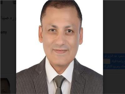 محمود قوره عميدا لطب المنوفية