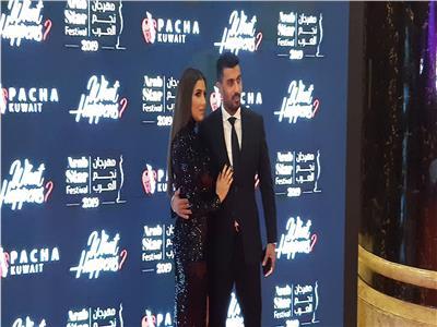 محمد سامي  - مي عمر