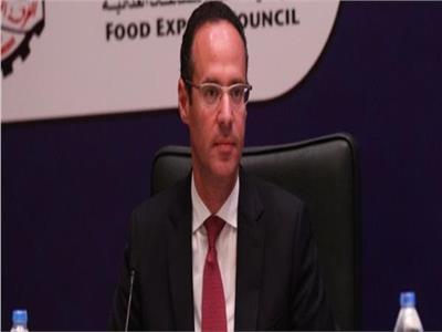 المهندس أشرف الجزايرلي رئيس مجلس إدارة غرفة الصناعات الغذائية