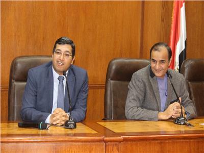 محمد البهنساوي رئيس تحرير بوابة أخبار اليوم،
