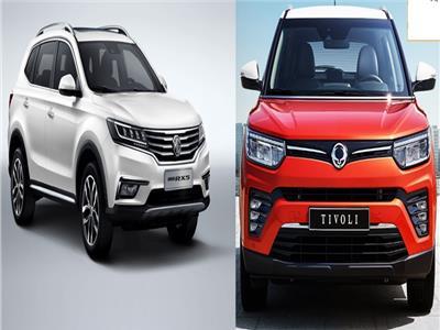 سانج يونج «تيفولي» الجديدة تواجه إم جي «RX5»