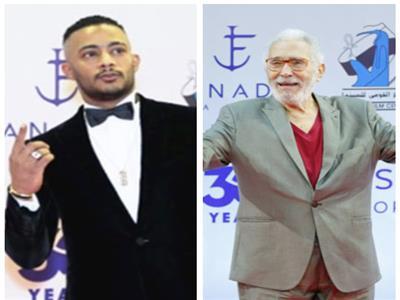 عبدالرحمن أبو زهرة ومحمد رمضان