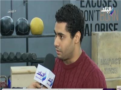 محمد إيهاب بطل مصر