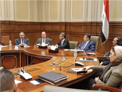ياسر رزق من البرلمان