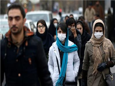 التلوث الحاد في الهواء بإيران