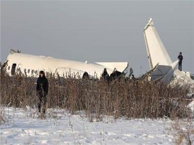 ضخايا تحطّم الطائرة
