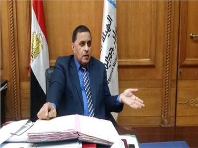المهندس أشرف رسلان رئيس الهيئة القومية لسكك حديد مصر