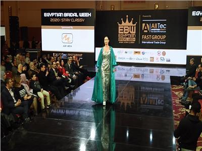 مصممة يمنية تمزج بين الزي اليمني والمصري في «أسبوع الموضة المصري»