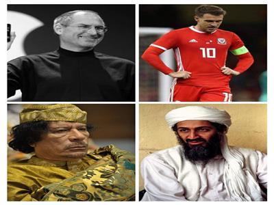 لاعب الأرسنال السابق وستيف جوبز وبن لادن والقذافي