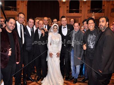 زفاف ابن فيصل خورشيد