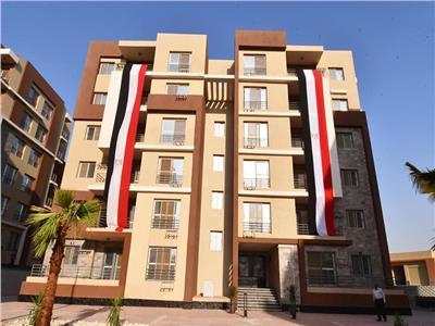 المرحلة الأولى بسكن مصر بمدينة بدر