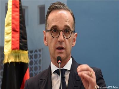 هايكو ماس وزير الخارجية الألماني
