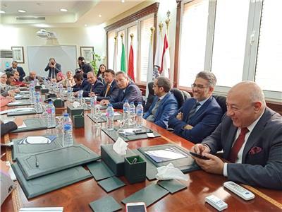 خلال اجتماع تأسيس شركة مصر مصر للتأمين التكافلى