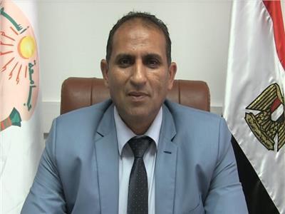 أحمد غلاب محمد رئيس جامعة أسوان