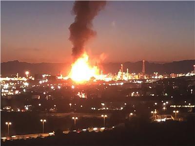 انفجار بمصنع للكيماويات بإسبانيا