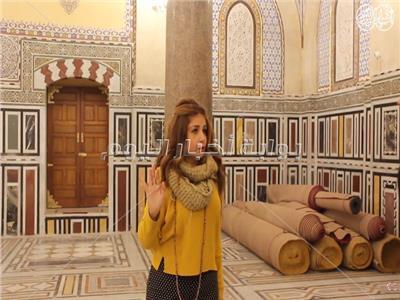 مآذن في رقبة «جاكلين».. مهندسة مسيحية معلقة بين مساجد القاهرة