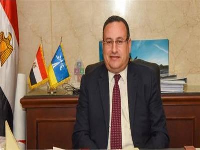 محمد سعد مديرعام الهيئة الإقليمية لتنشيط السياحة بالإسكندرية