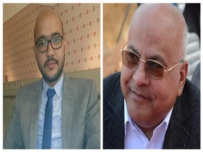 الدكتور محمد رجائي - المستشار القانوني محمد مرجان