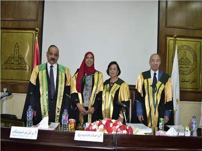 الباحثة هويدا عزت أحمد محمد