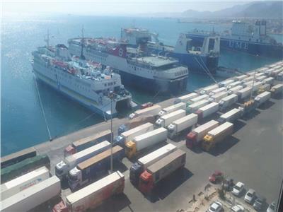 تعليق الأنشطة البحرية بميناء شرم الشيخ بسبب الطقس السيئ