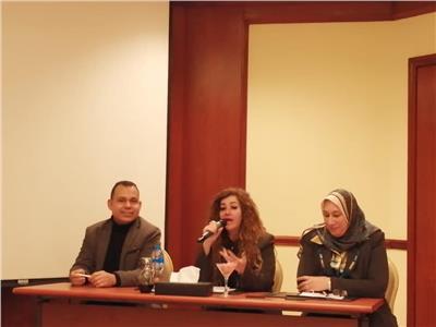 الدكتورة حنان طاهر الأمين العام لاتحاد المستثمرين الإفريقي الآسيوي