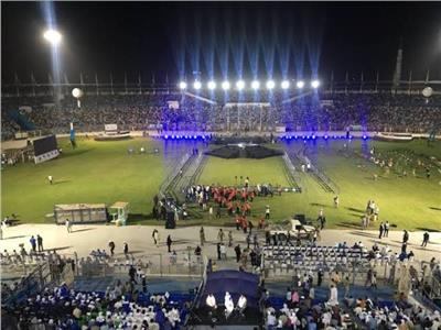ستاد الجوهرة الزرقاء ملعب فريق الهلال السوداني