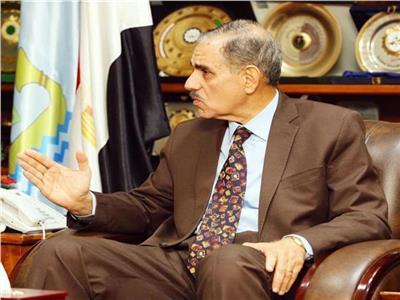 جمال نور الدين، محافظ كفرالشيخ