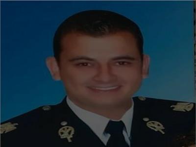 الشهيد الرائد عمرو شكري خلف ابن مدينة العريش